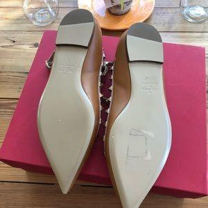 Valentino Shoes - Valentino rockstud flats. New
